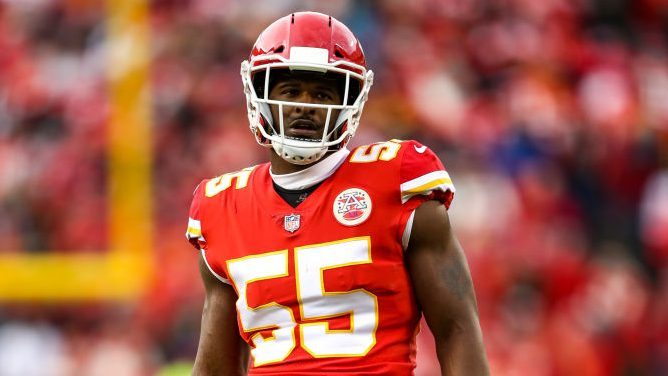 Dee Ford: I can't expect warning from official about lining up offside