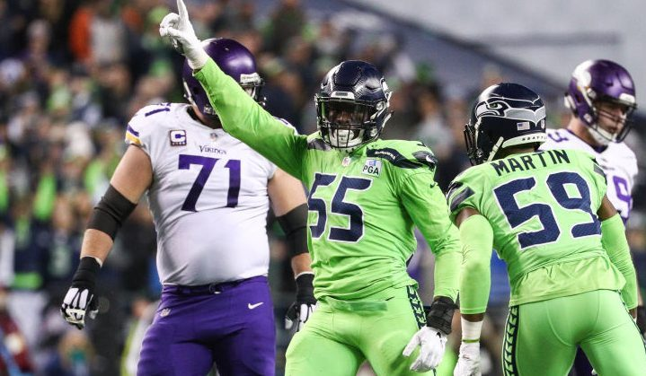 Frank Clark gets five-year, $105.5 million deal with Chiefs