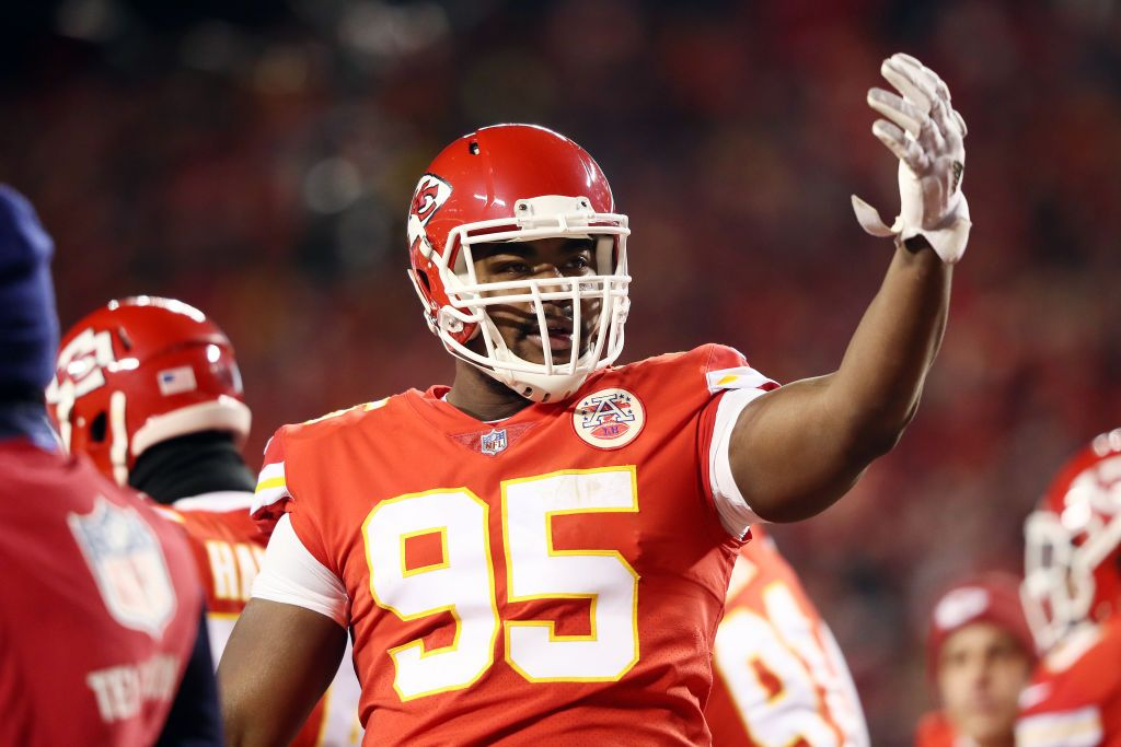 Trade for Frank Clark not expected to stop Chiefs' talks with Chris Jones