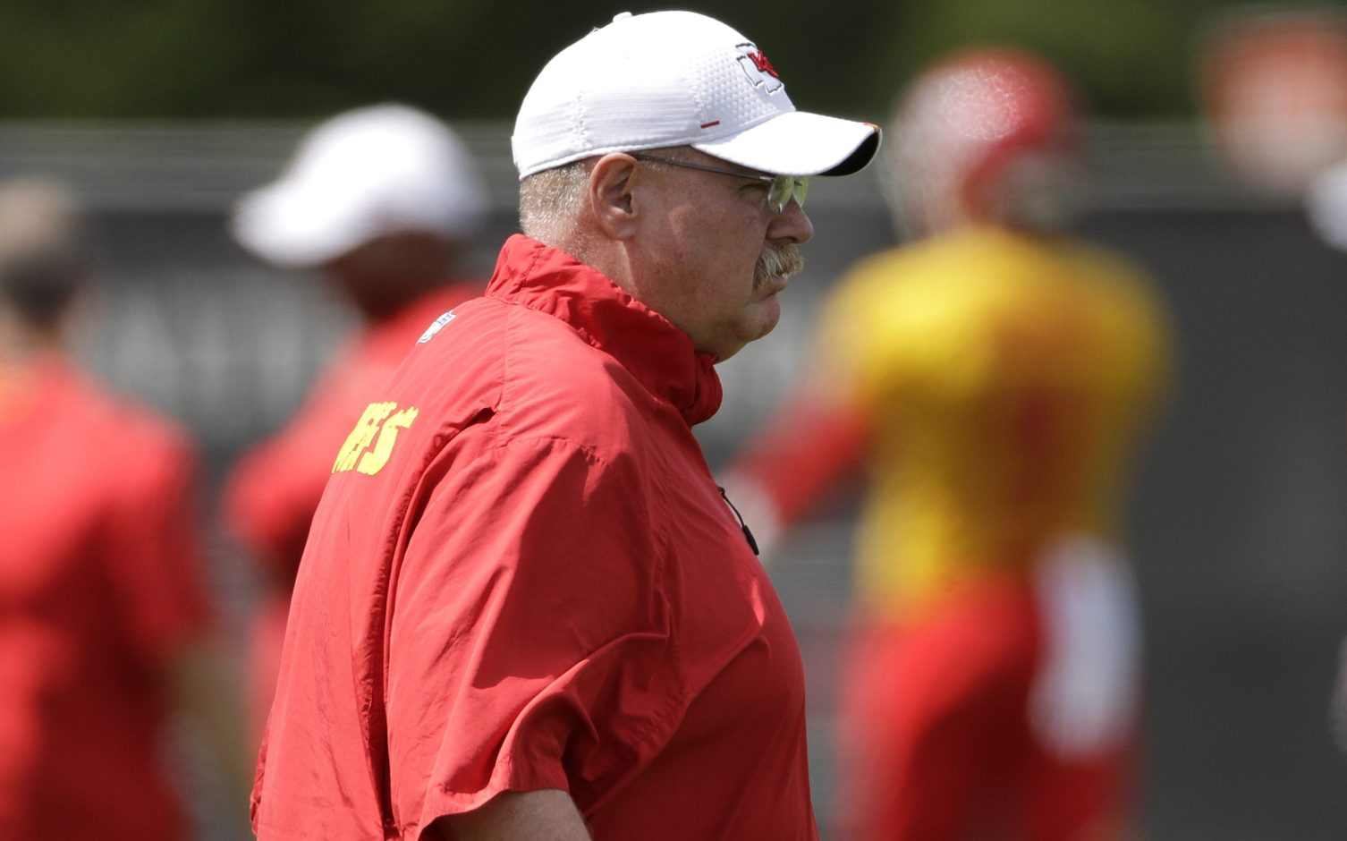 Kansas City radio host taken off air for comments about Andy Reid's son