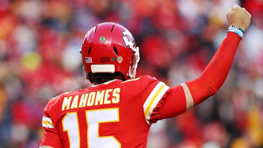 Patrick Mahomes is the even-money favorite to win Super Bowl MVP